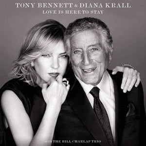 Krall, Diana & Bennett, Tony/Love Is Here To Stay [CD]
