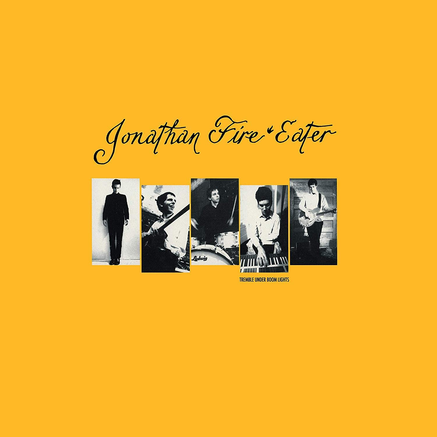 Jonathan Fire Eater/Tremble Under Boom Lights (indie shop exclusive) [LP]