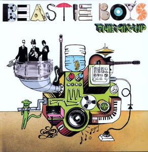 Beastie Boys/The Mix Up [LP]