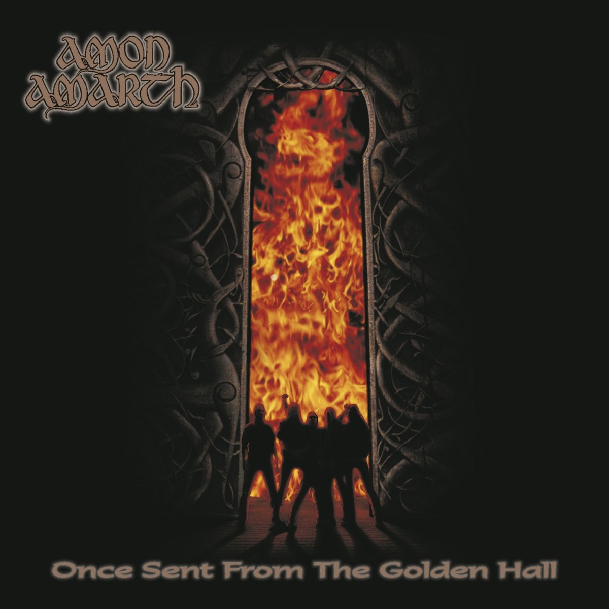 Amon Amarth/Once Sent From The Golden Hall [LP]
