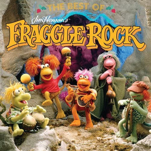 Soundtrack/Fraggle Rock - The Best Of (Colored Vinyl) [LP]