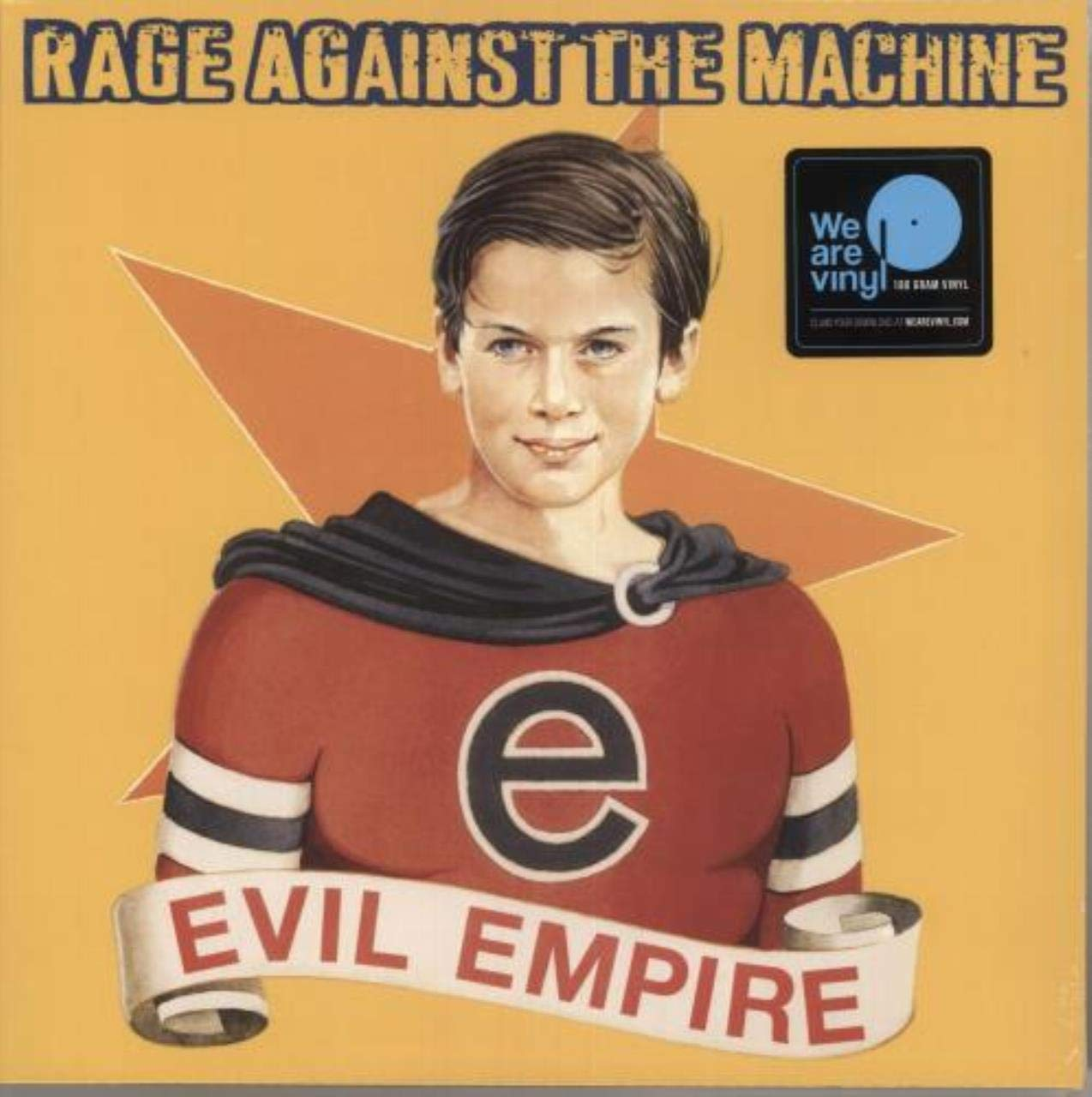 Rage Against The Machine/Evil Empire [LP]