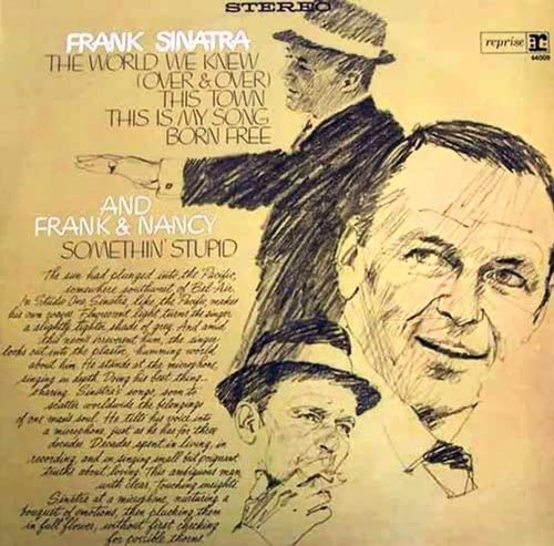 Sinatra, Frank/The World We Knew [LP]