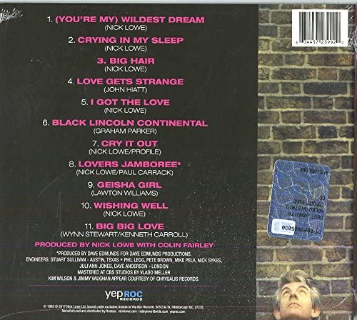 Lowe, Nick/Pinker And Prouder Than The Previous [CD]