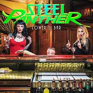 Steel Panther/Lower The Bar [LP]
