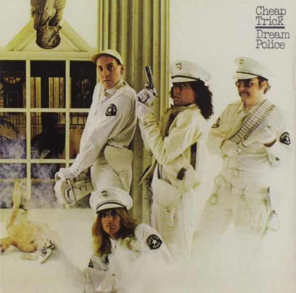 Cheap Trick/Dream Police [CD]
