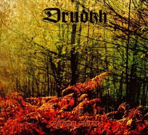 Drudkh/Autumn Aurora [CD]