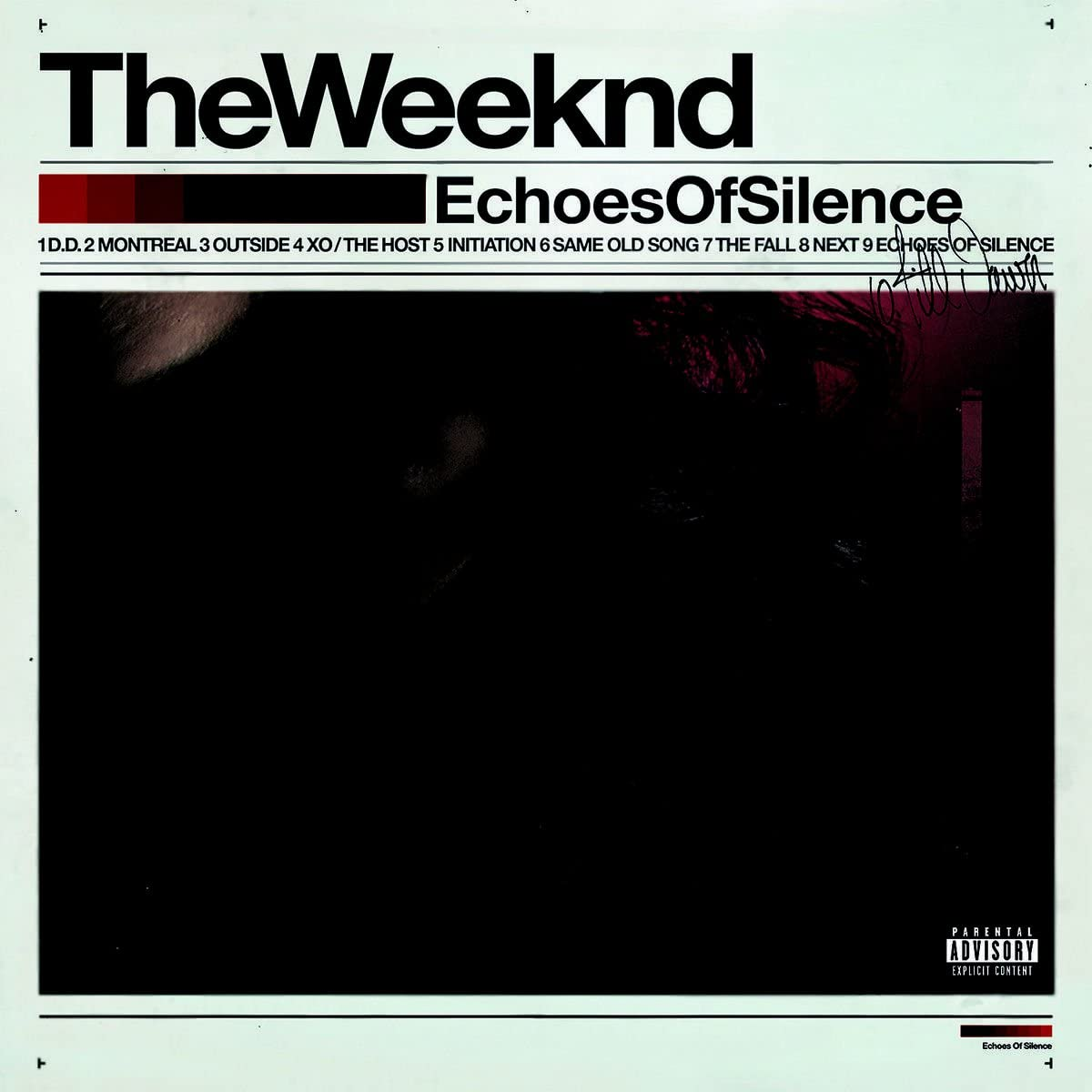 Weeknd, The/Echoes Of Silence [LP]