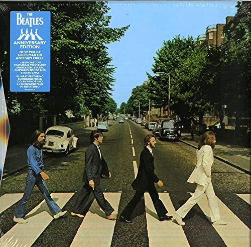 Beatles, The/Abbey Road (50th Anniversary/4CD) [CD]