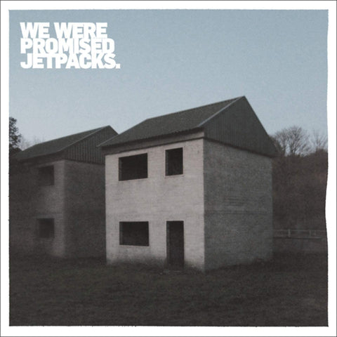 We Were Promised Jetpacks/These Four Walls (Gold Vinyl) [LP]