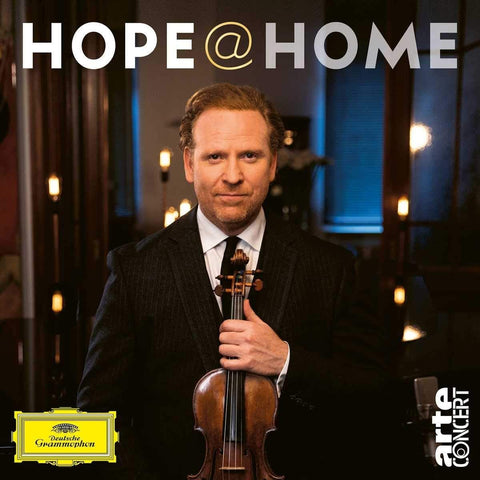 Hope, Daniel/Hope at Home [CD]