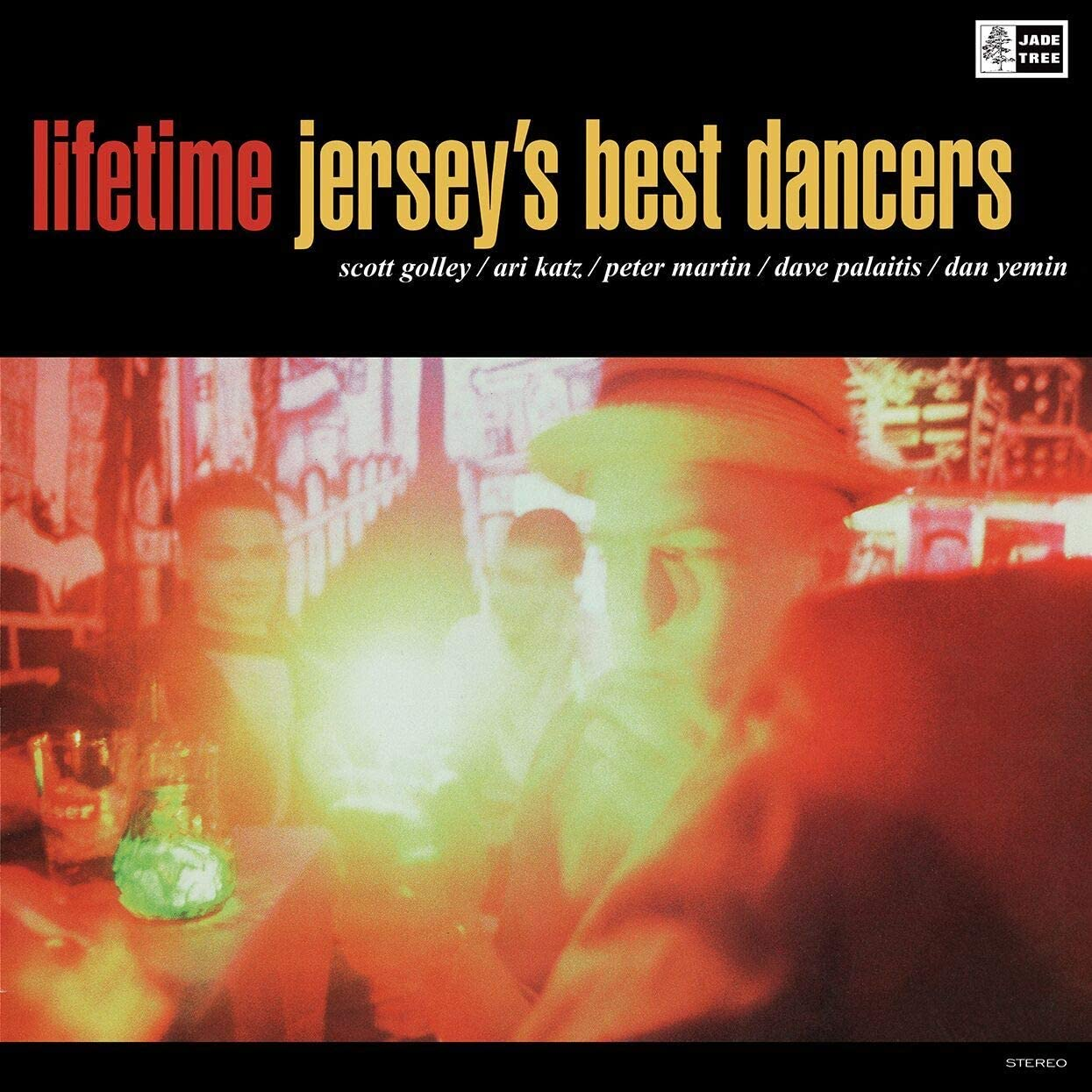 Lifetime/Jersey's Best Dancers (Colour Vinyl) [LP]