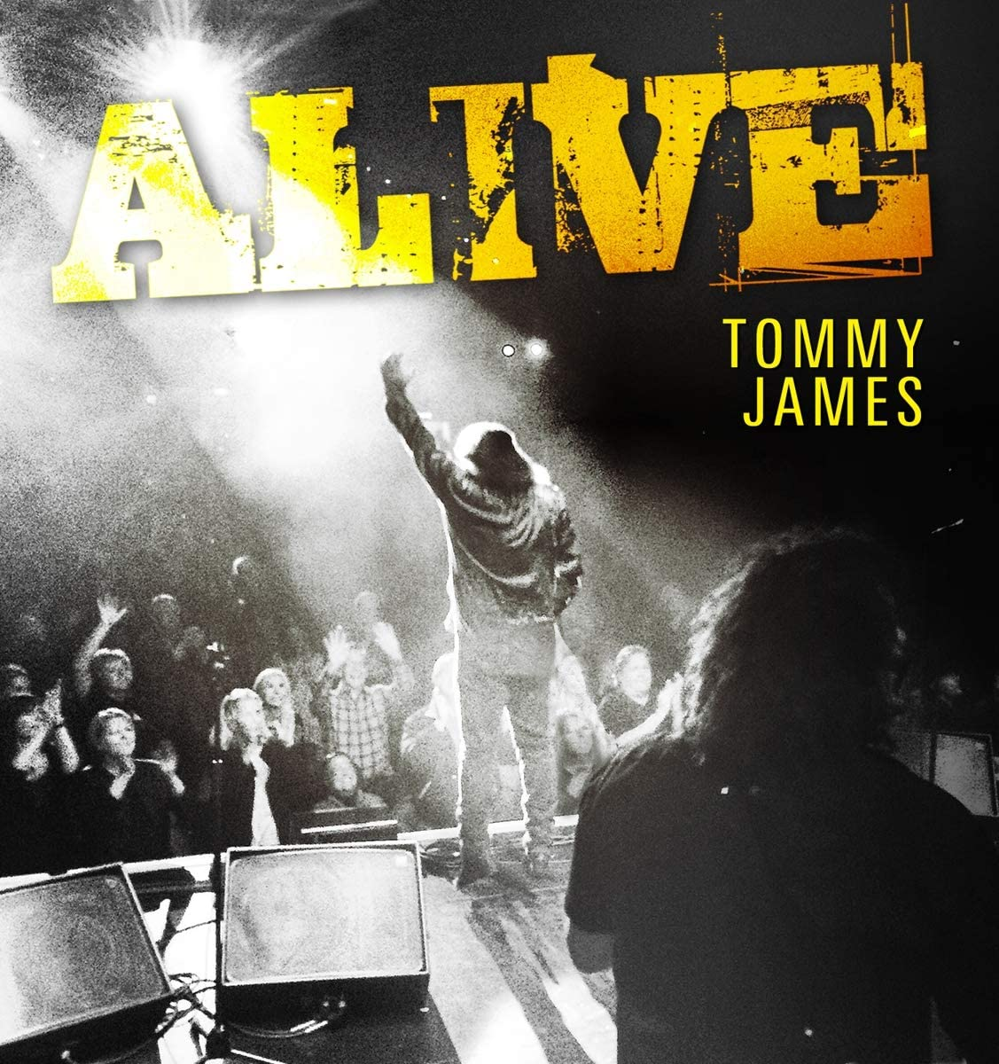 James, Tommy/Alive [CD]