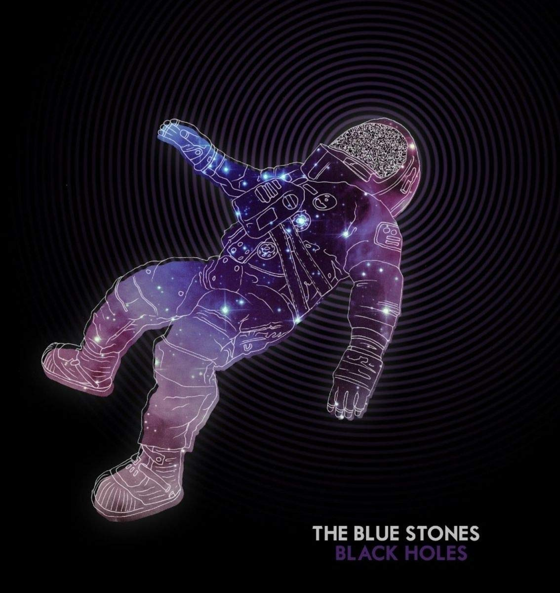Blue Stones, The/Black Holes [LP]
