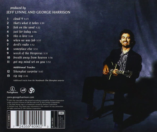 Harrison, George/Cloud Nine [CD]
