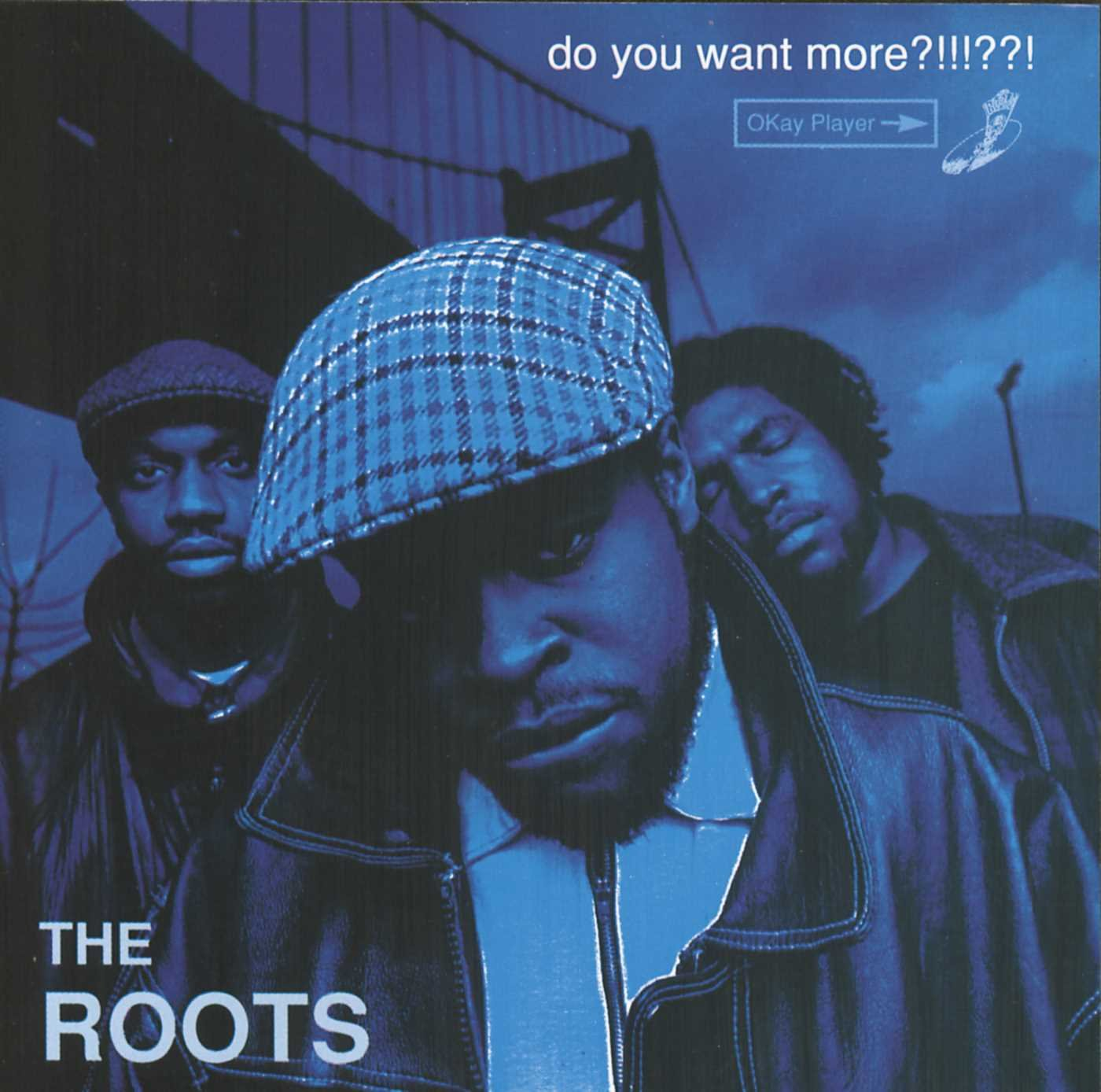 Roots, The/Do You Want More?!!!??! [CD]