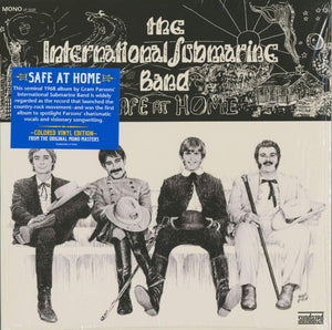 International Submarine Band/Safe at Home (Mono - Colored Vinyl) [LP]