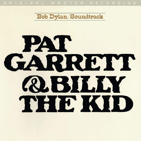 Dylan, Bob/Pat Garrett & Billy the Kid (MFSL) [LP]
