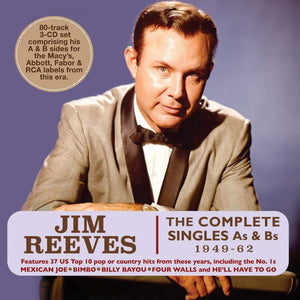 Reeves, Jim/Complete Singles 1949-62 [CD]