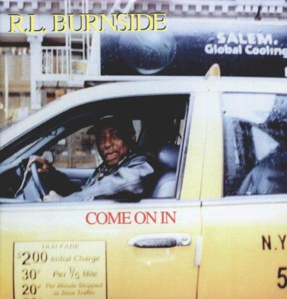 Burnside, R.L./Come On In [LP]