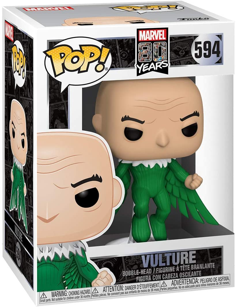 Pop! Vinyl/MVL 80th - Vulture [Toy]