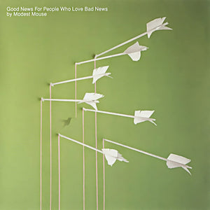Modest Mouse/Good News For People Who Love Bad News [LP]