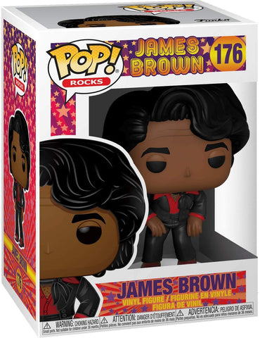 Pop! Vinyl/James Brown [Toy]