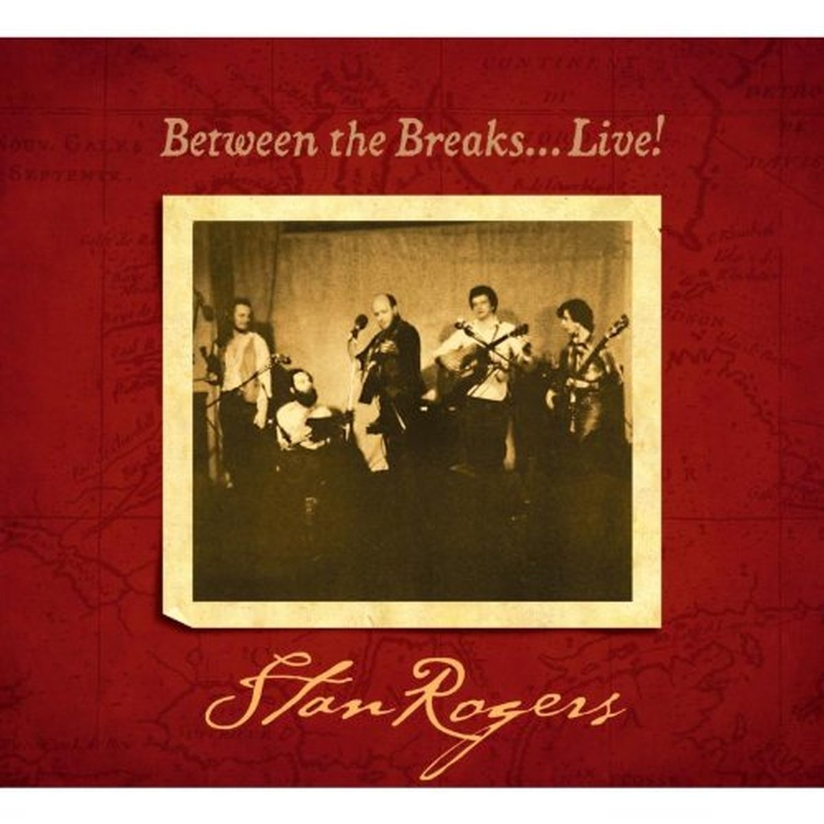 Rogers, Stan/Between The Breaks Live! [CD]