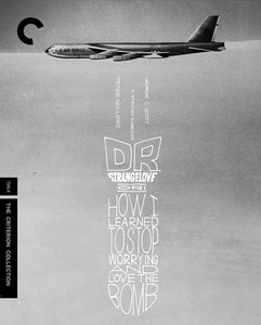 Dr. Strangelove, Or: How I Learned to Stop Worrying and Love the Bomb [BluRay]