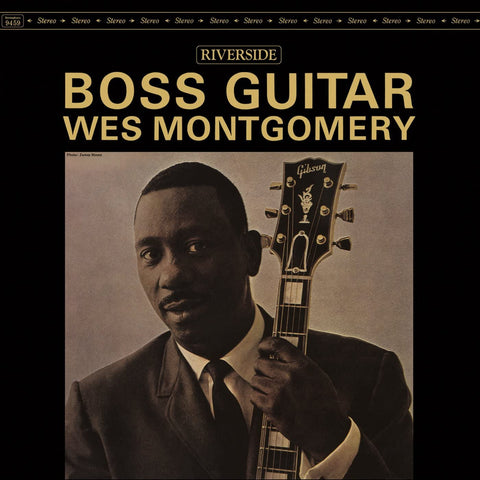 Montgomery, Wes/Boss Guitar [LP]