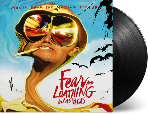 Soundtrack/Fear And Loathing In Las Vegas (2LP) [LP]