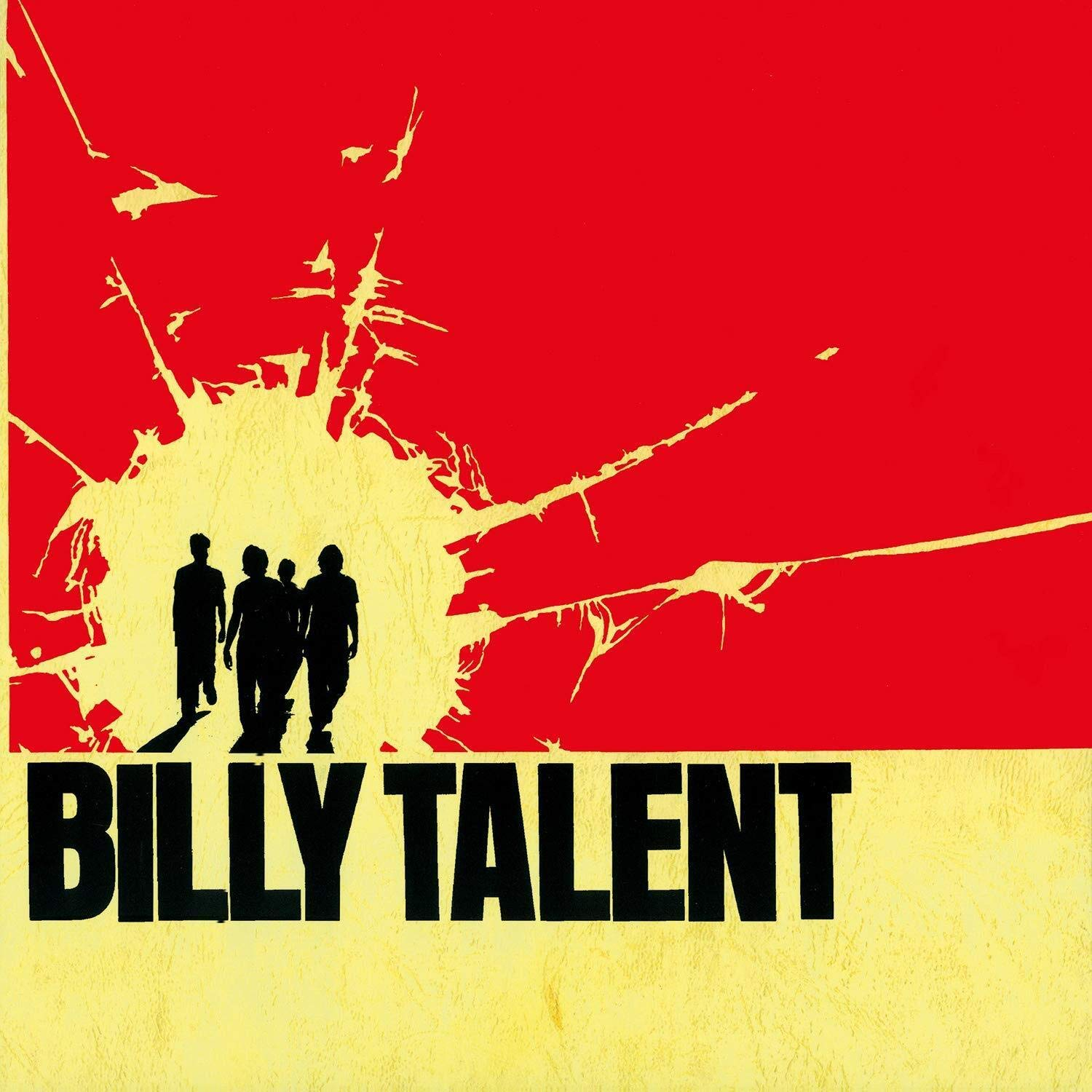 Billy Talent/Billy Talent (Clear Vinyl) [LP]