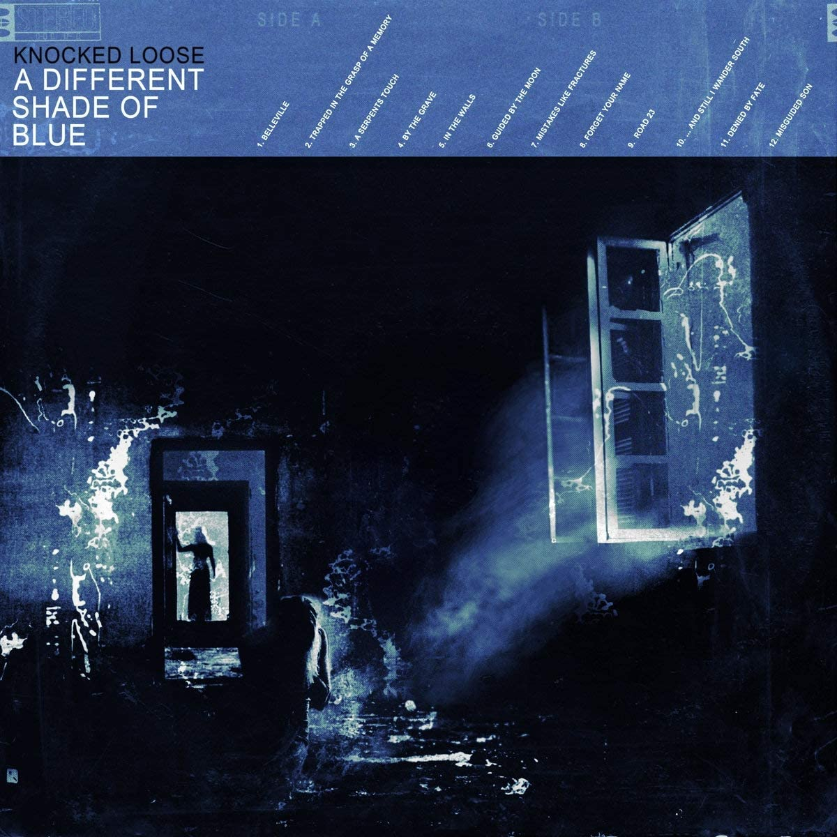 Knocked Loose/A Different Shade Of Blue [LP]