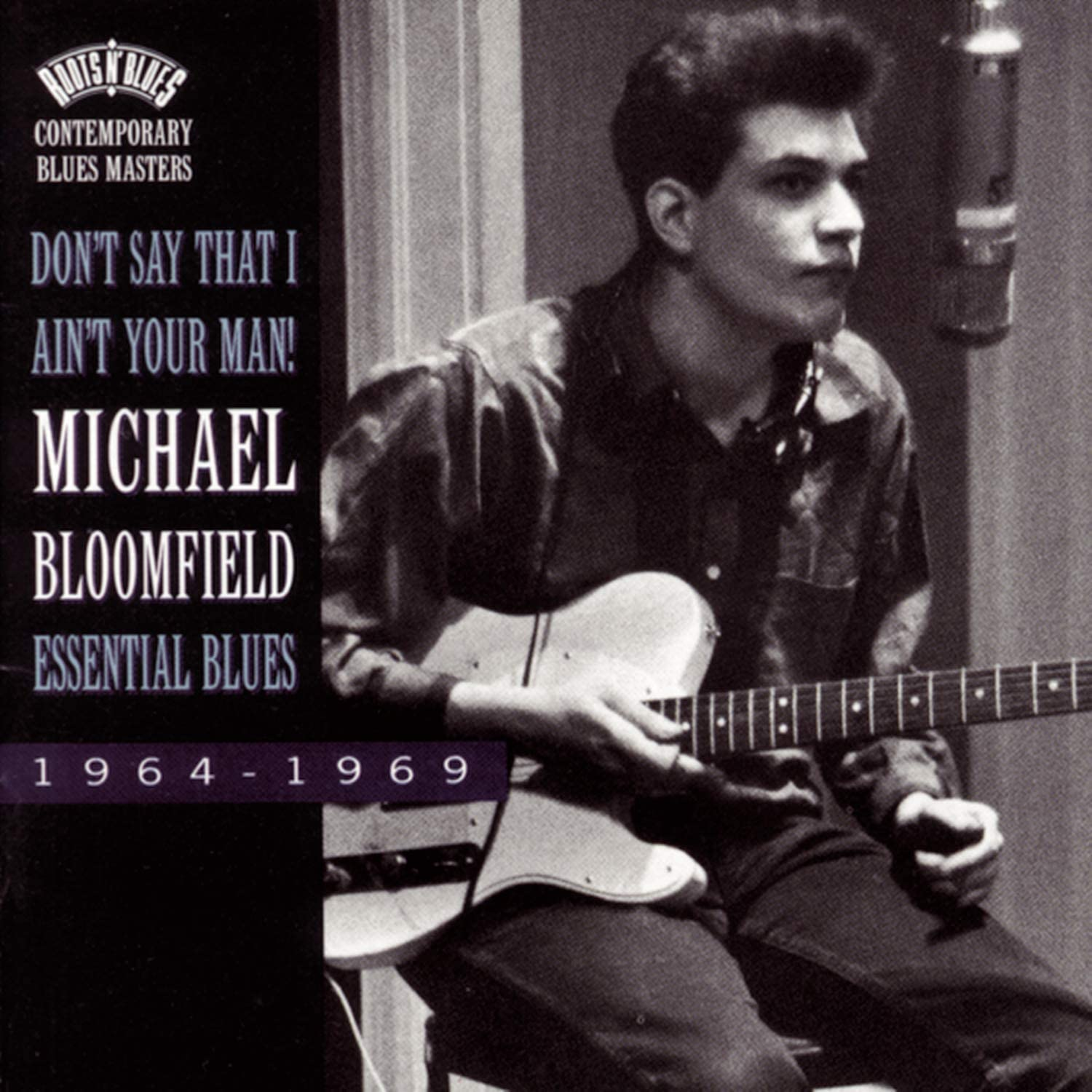 Bloomfield, Michael/Essential Blues 1964-1969 [CD]