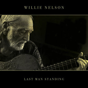 Nelson, Willie/Last Man Standing [LP]
