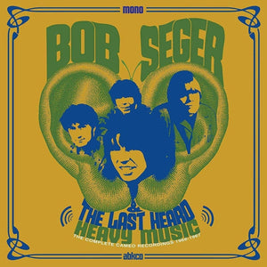 Seger, Bob/Heavy Music - The Complete Cameo Recordings [LP]