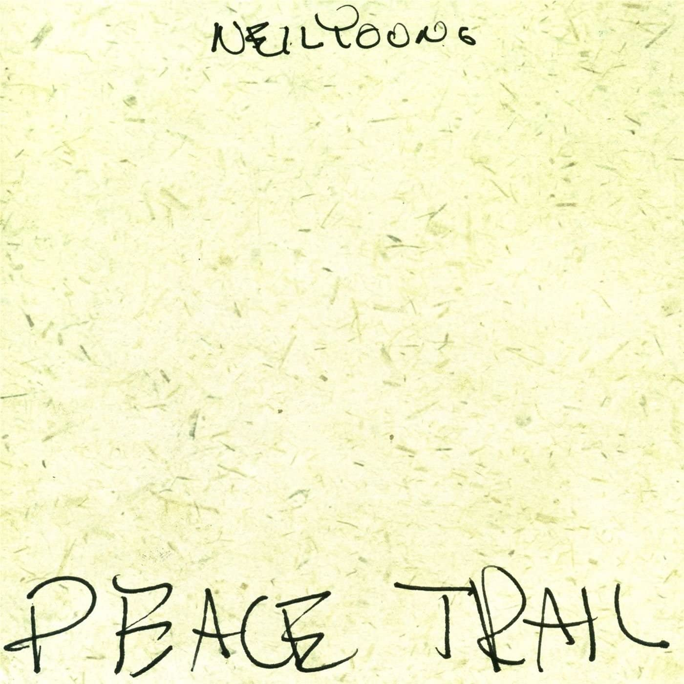 Young, Neil/Peace Trail [LP]