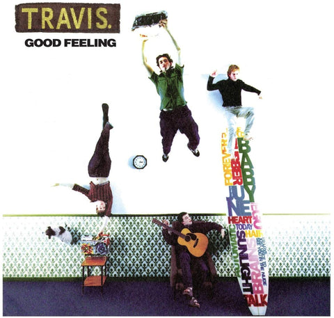 Travis/Good Feeling [LP]