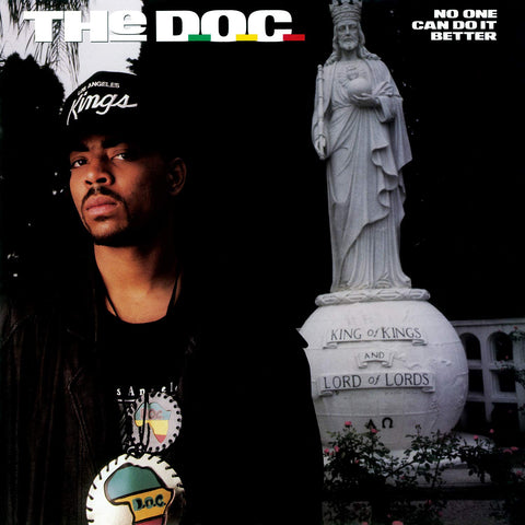 D.O.C./No One Can Do It Better (Silver Vinyl) [LP]
