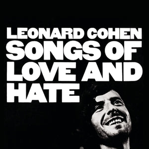 Cohen, Leonard/Songs of Love and Hate [CD]
