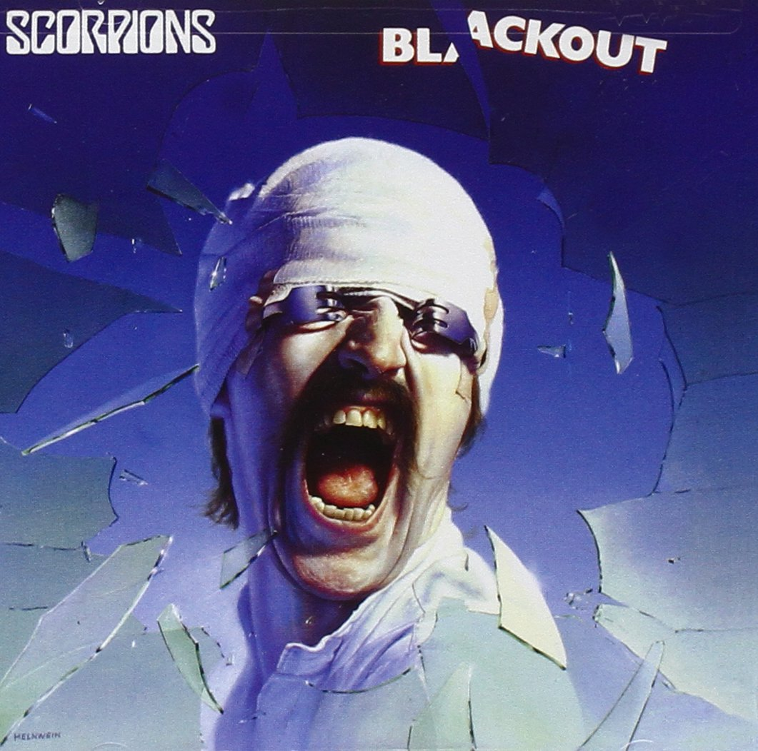 Scorpions/Blackout [CD]