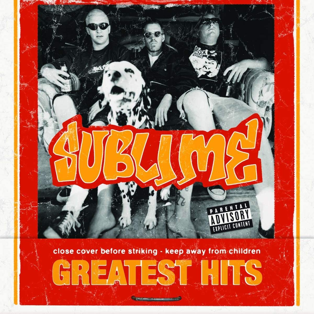 Sublime/Greatest Hits [LP]