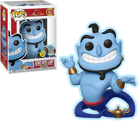Pop! VinylAladdin - Genie With Lamp [Toy]