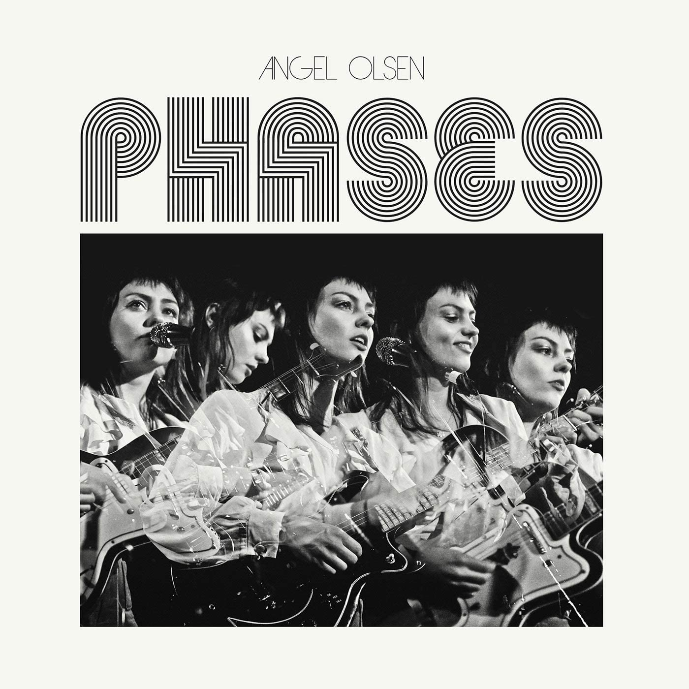 Olsen, Angel/Phases [LP]