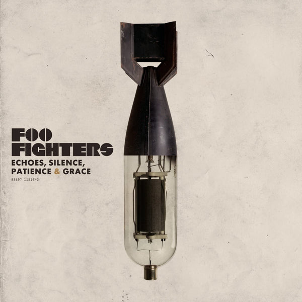 Foo Fighters/Echoes, Silence, Patience & Grace [CD]