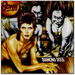 Bowie, David/Diamond Dogs (45th Anniversary Coloured Vinyl) [LP]