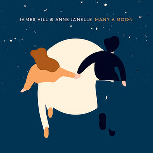 Hill, James & Janelle, Anne/Many A Moon [CD]