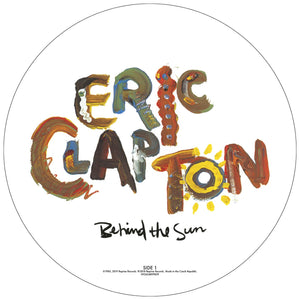 Clapton, Eric/Behind the Sun (Picture Disc) [LP]