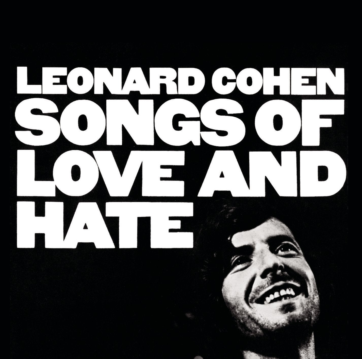 Cohen, Leonard/Songs of Love and Hate [LP]