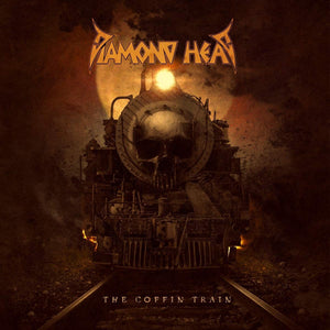 Diamond Head/The Coffin Train [LP]
